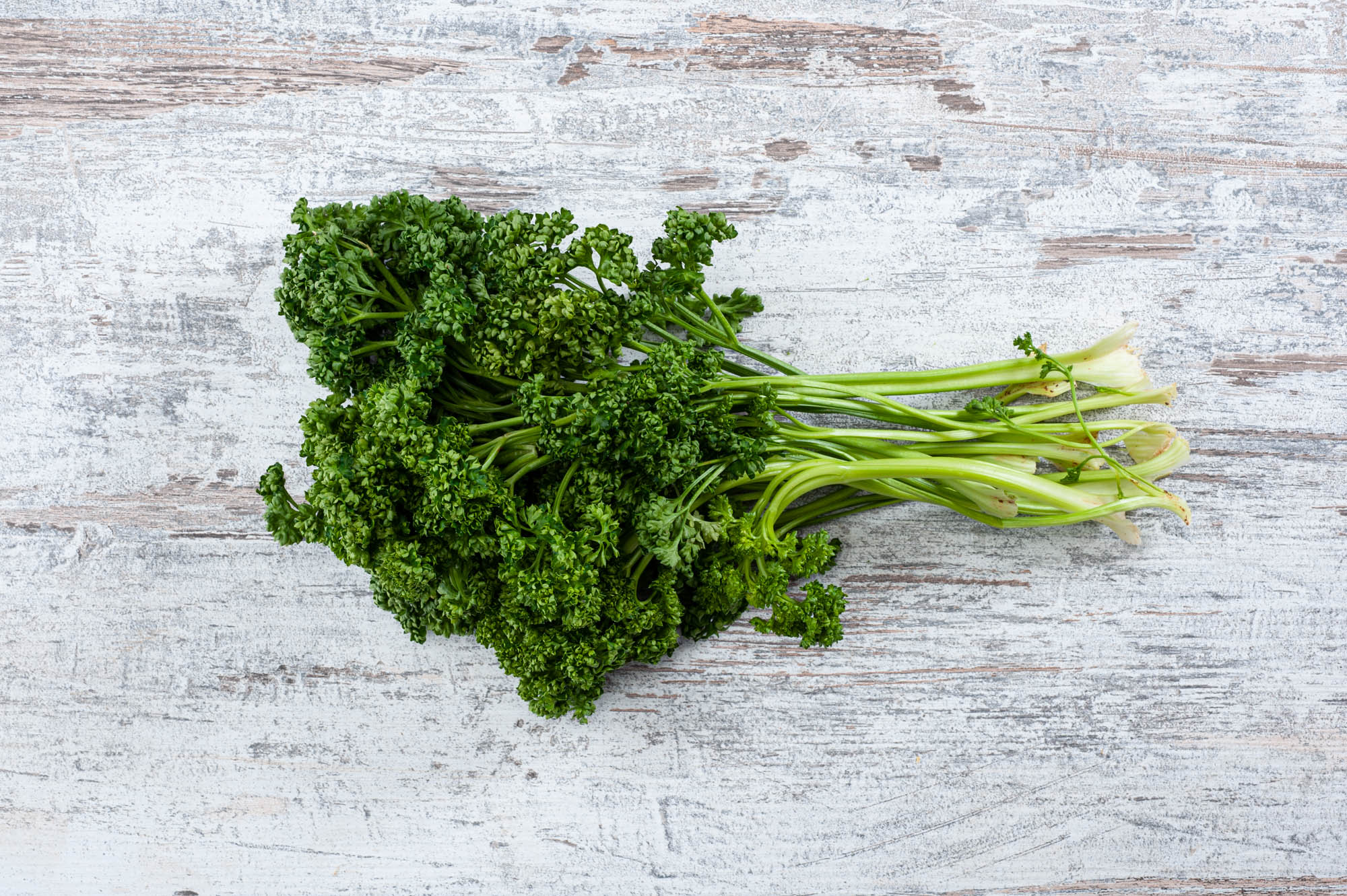 parsley fresh herbs