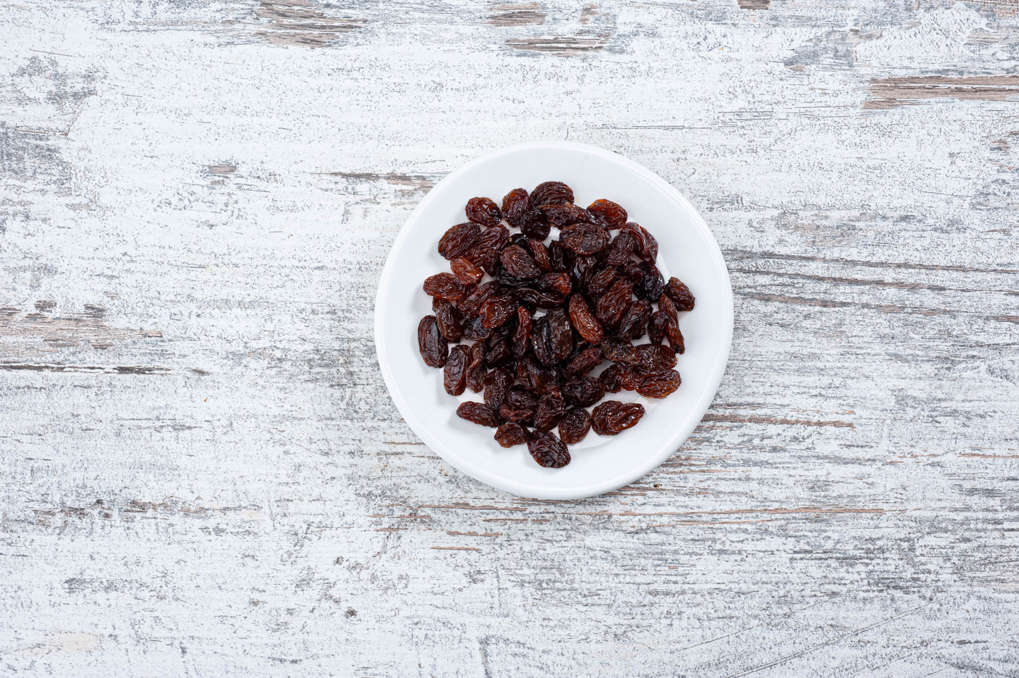 Raisin, dried fruit