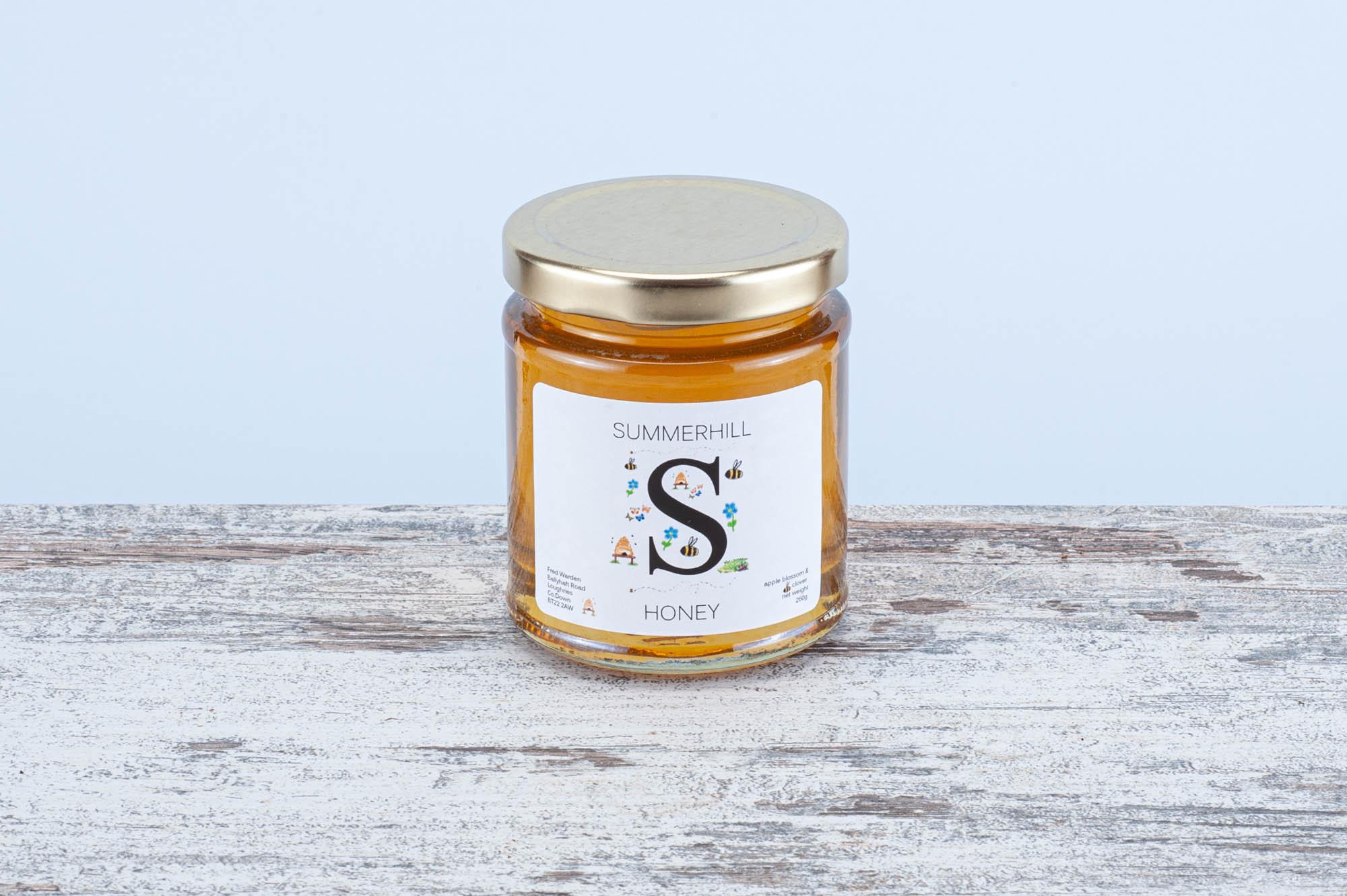 Summerhill honey
