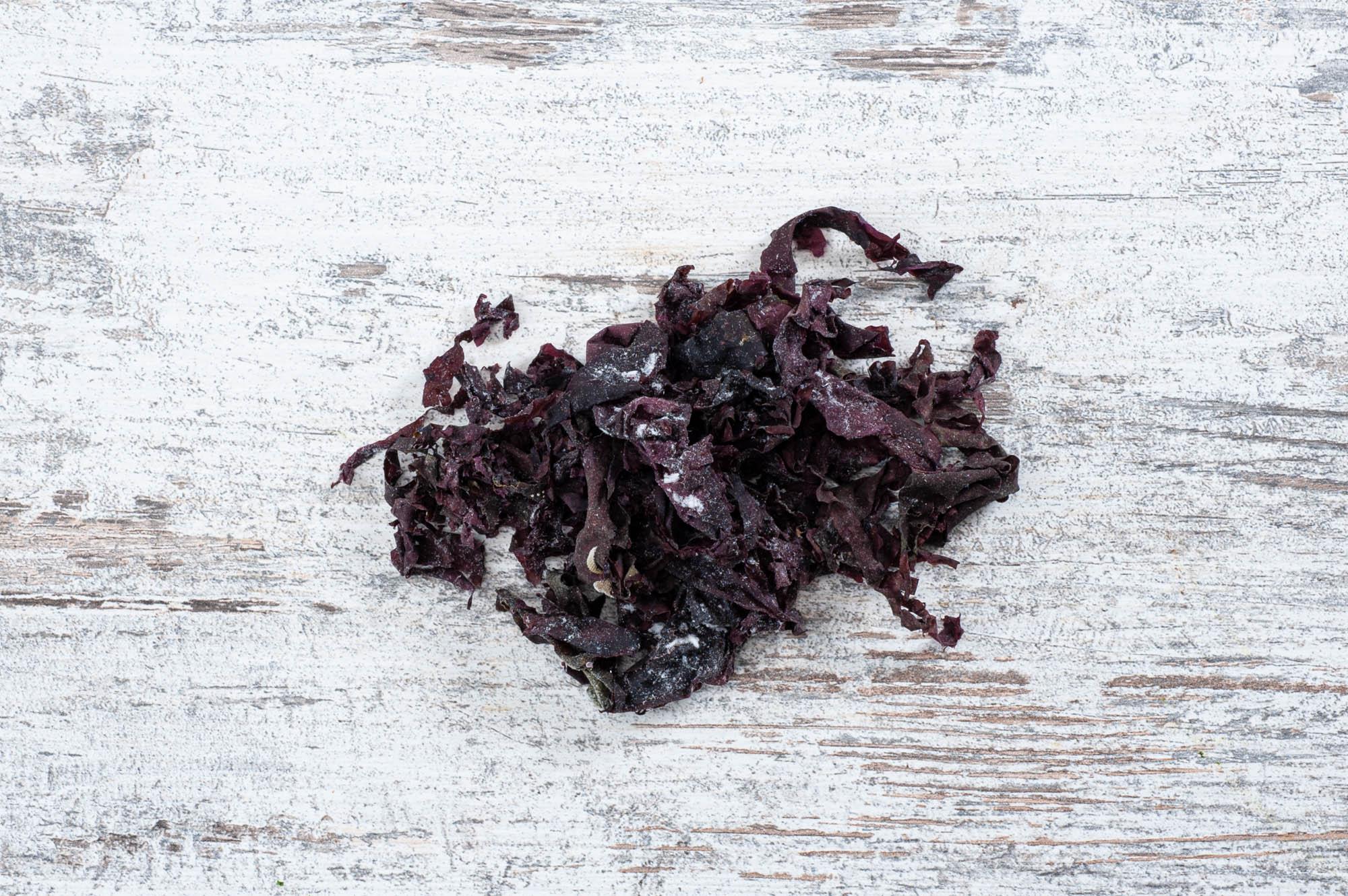 Dulse, seaweed
