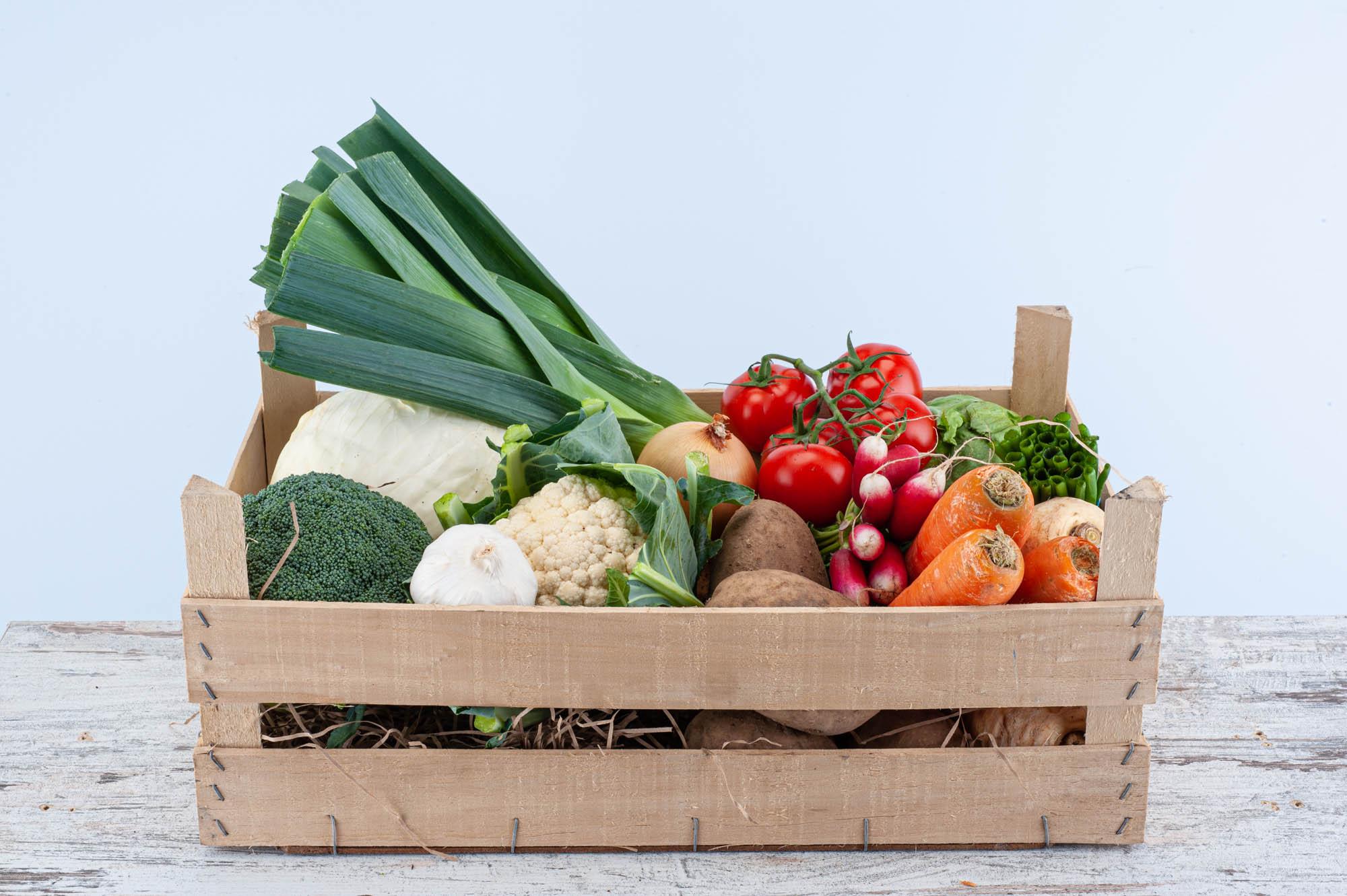 Vegetable set box