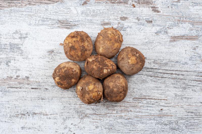 new season comber potatoes