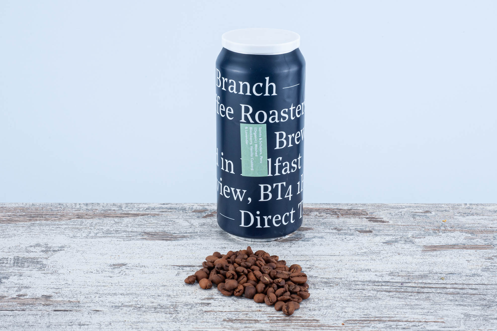 Root and Branch coffee beans