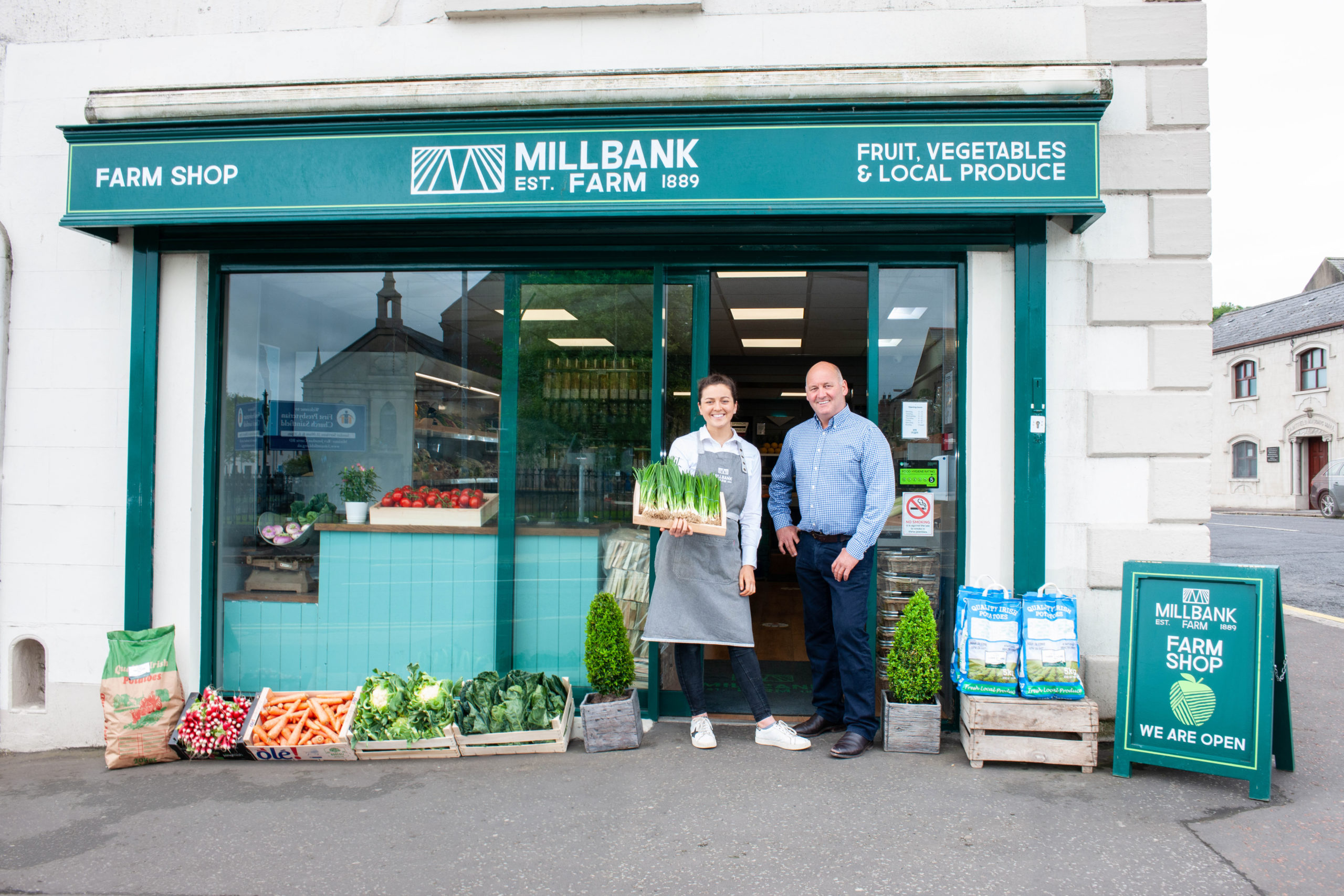 farm shop saintfield