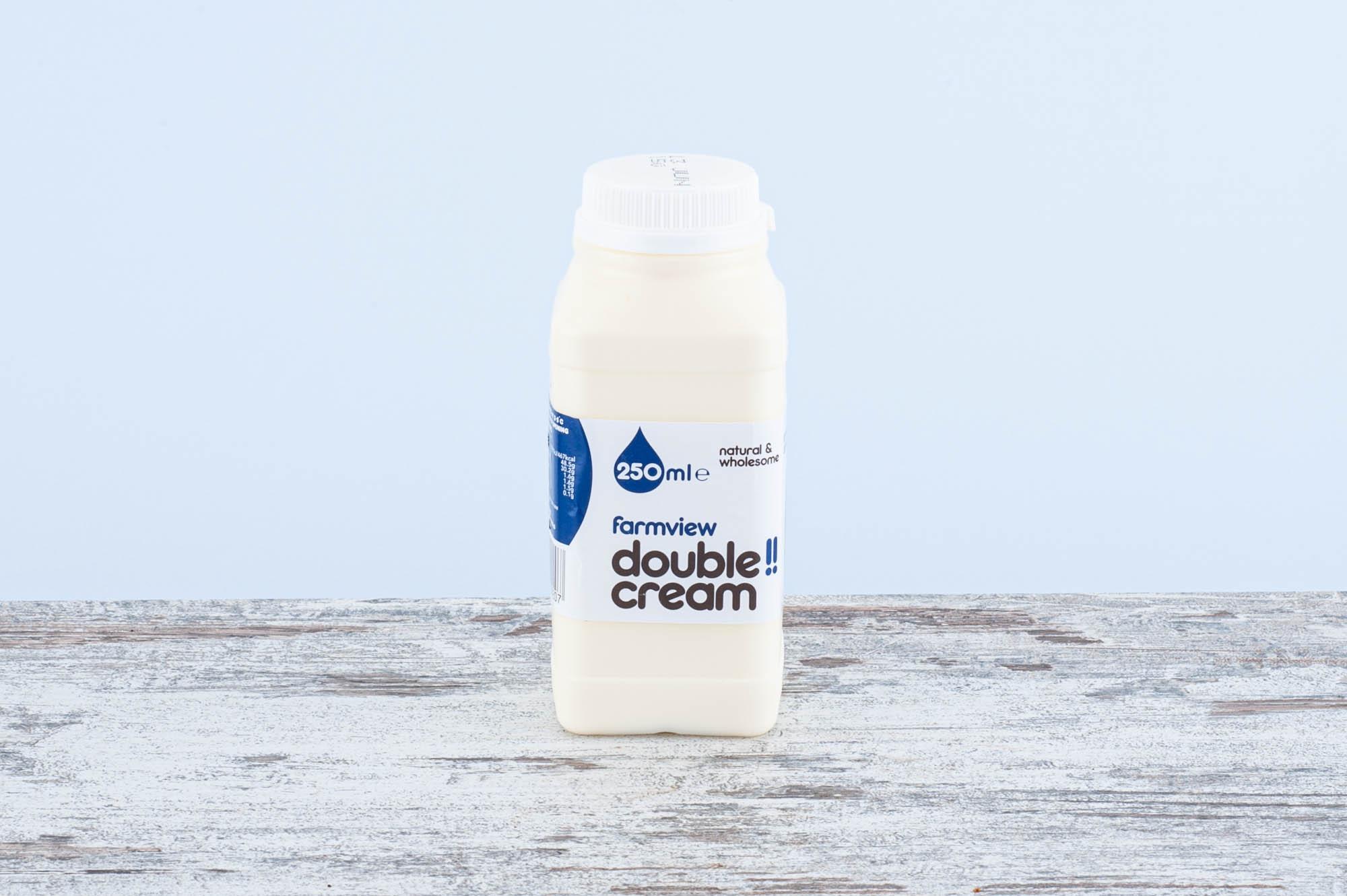 double cream dairy