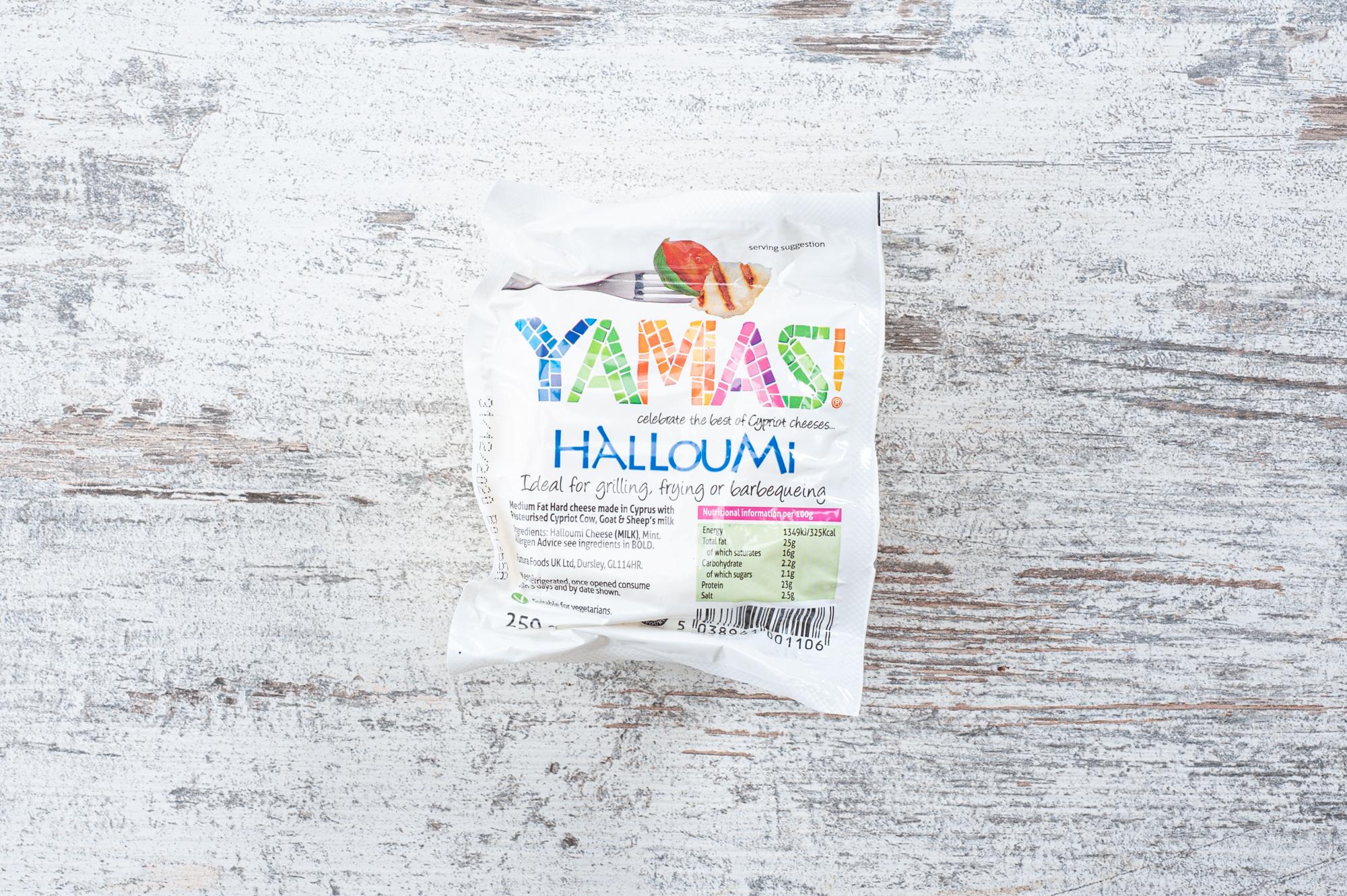 Halloumi cheese, greek