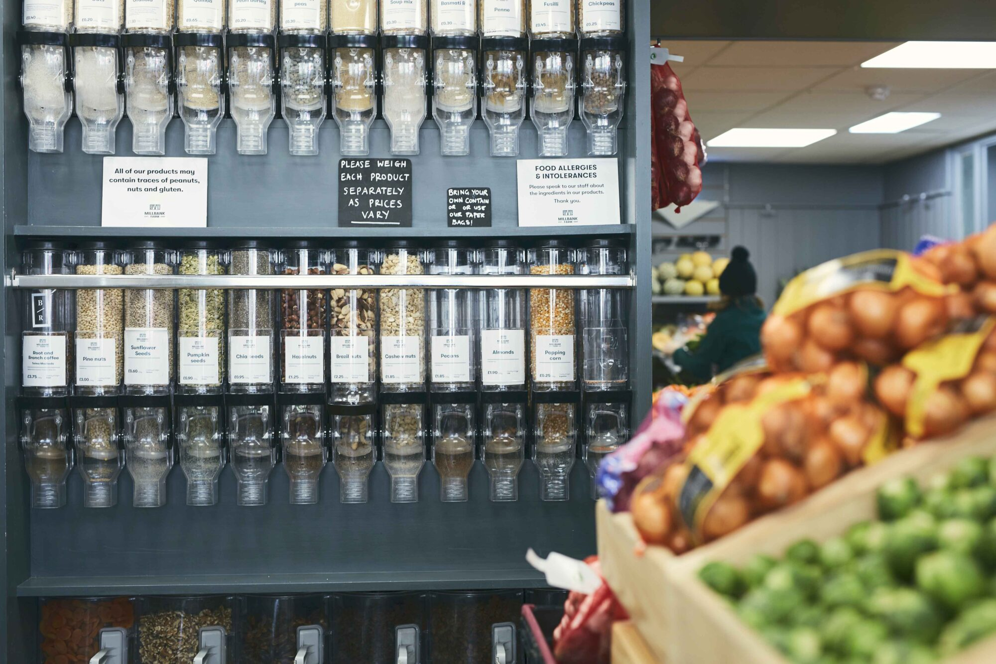 Farm shop — Millbank Farm